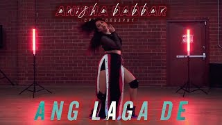 Ang Laga De | Anisha Babbar Choreography | Bollywood Funk CLASS