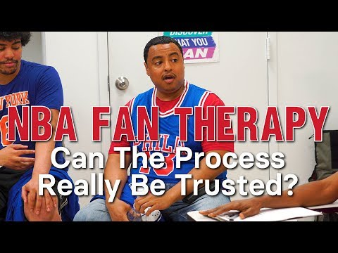 NBA FAN THERAPY: Can The Process Really Be Trusted?