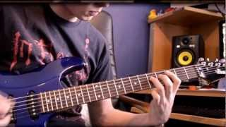 In Flames - Swim (Guitar Cover) [HD]