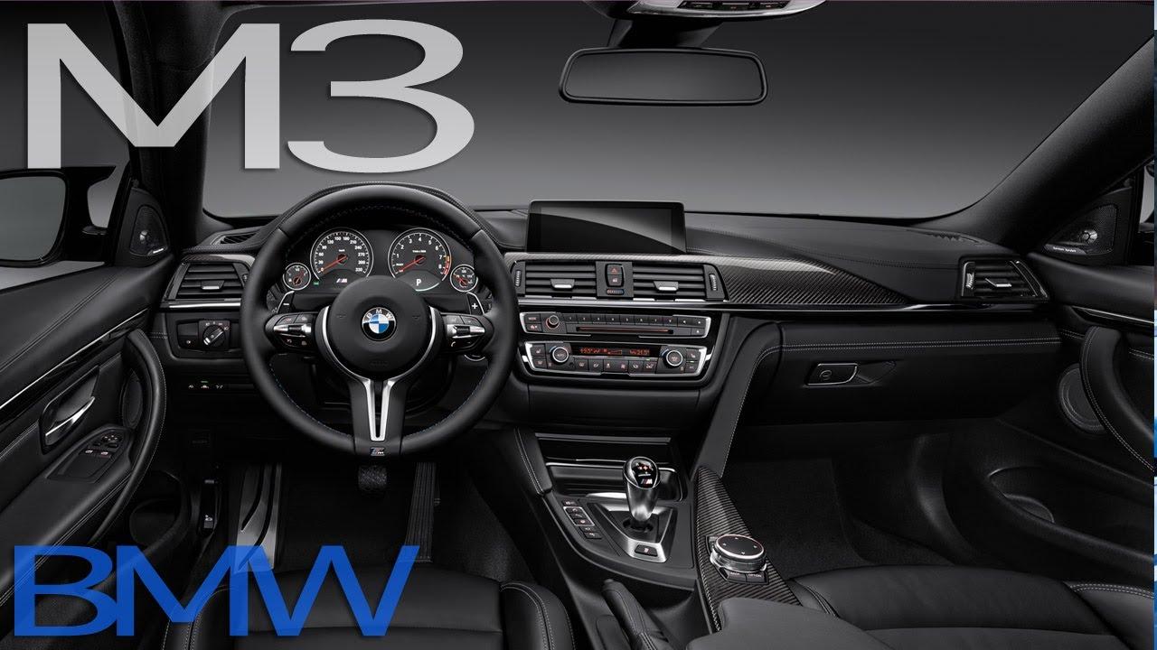 Nova Car Wallpaper 2014 All New Bmw M3 Nice Interior Design Youtube