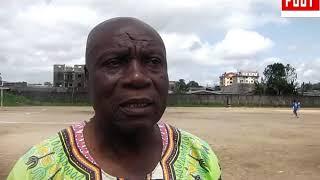 Atangana fouda Albert S G Sawa United Girls par vincent Kamto