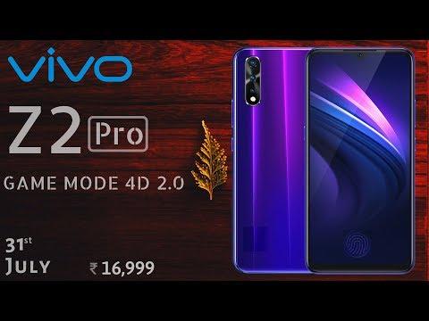 ViVO Z2 Pro - Full Specifications, Price, Launch Date in India | ViVO Z5 Price, Launch Date in India