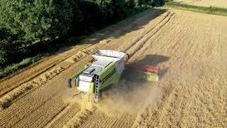 Harvest Flight with the Mavic 2 Pro
