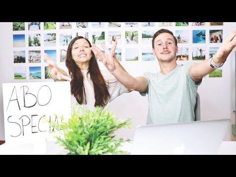 Wo ist der Vlog vom Weltreise Tag 1? • Abo-Special