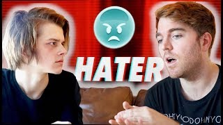 CONFRONTING MY HATER IN PERSON thumbnail