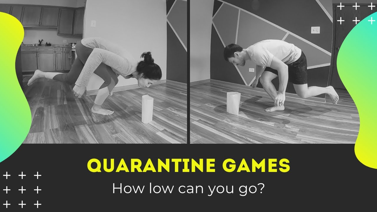 Quarantine Games: How low can you go?