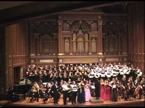 Glinka. Glory! Finale from A Life for the Tsar.