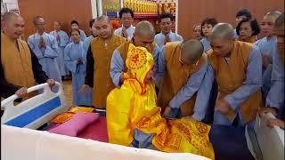 Hộ Niệm Vãng Sanh Hương Linh Bé Nguyễn Thị Trâm Anh