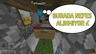 Minecraft PE Hardcore Survival #2 /w FurrkanCR7