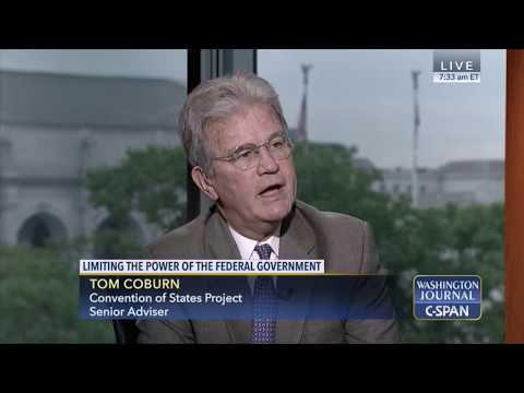Tom Coburn: It's time to use the Constitution and smash the DC monopoly