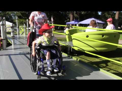 Bremerton Beyond Accessible Playground