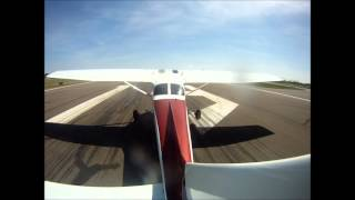 Nassau Flyers outside camera, Cessna 172 S