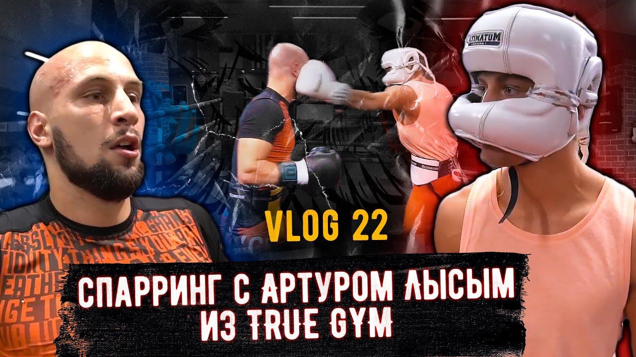 Спарринг с Артуром Лысым из True Gym. Влог. Братья Воробьевы. Профессиональный бокс.