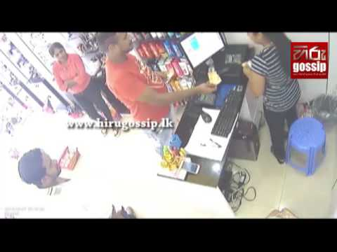 CCTV Money Rob Caught In Camera