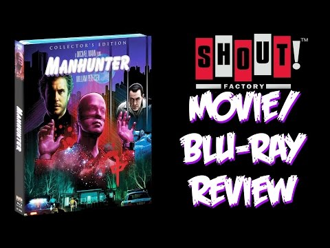 MANHUNTER (1986) - Movie/Blu-ray Review (Shout Factory)
