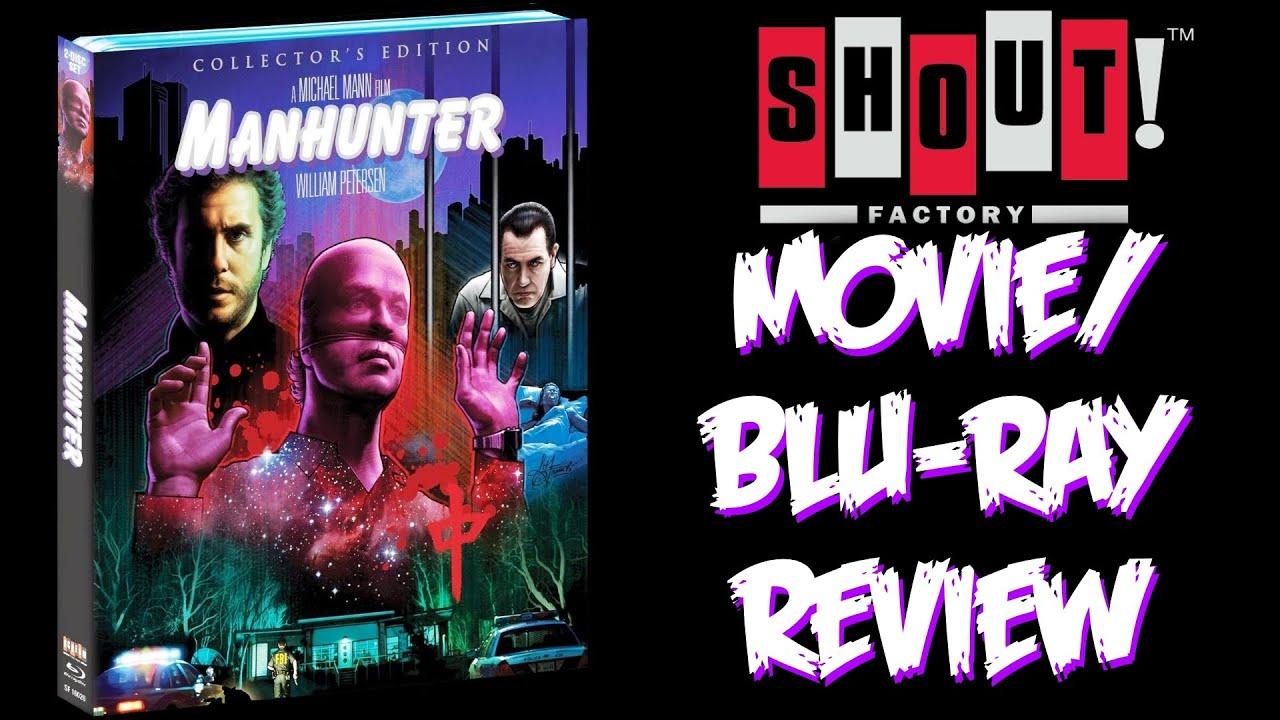 Manhunter - Film Poster by green0 on DeviantArt
