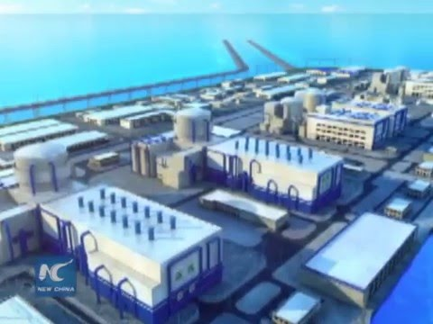 China's pilot nuclear power project gains steam