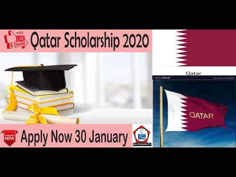 How to Apply Qatar University Scholarship 2020 for | Master's, PhD & Diploma | Fully Funded