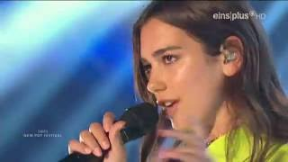 Dua Lipa - Blow Your Mind (Mwah) / live at SWR 3 New Pop Festival