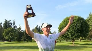 Aaron Wise wins 2016 NCAA Men's Golf Championship