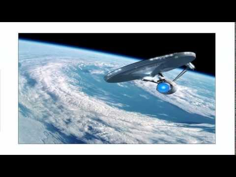 'To boldly go' (16 Oct 2012)