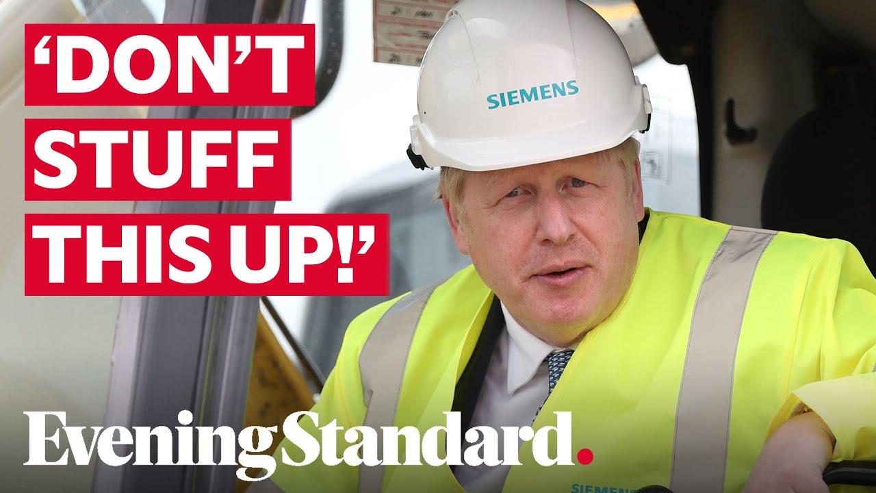 Boris Johnson urges public not 'to stuff this up' as coronavirus lockdown eases