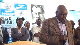 Mr. Kimari Gachanja's Moving Speech on Founders Day 2016