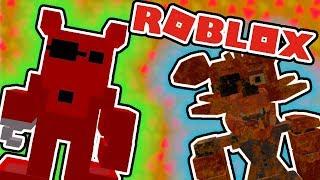 Nightmare Heads The Pizzeria Roleplay Remaster Roblox How To Get Magma Foxy Herunterladen