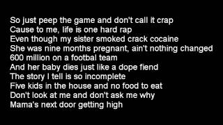 Too $hort - The Ghetto ( Lyrics )
