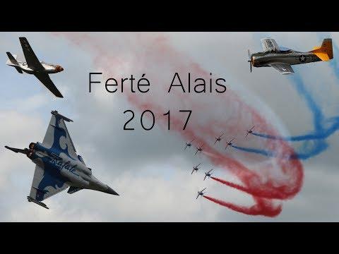 Ferté Alais - Mon plus bel AirShow !! Rafale, P-51, Spitfire, Hunter, Hurricanne, Yak-3...