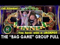 💰 BAG GAME GROUP PULL 🎰 NON-STOP JACKPOTS!!! 💰