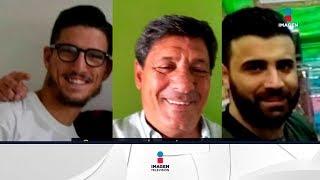 Uno de los italianos desaparecidos se dedicaba a vender equipo industrial falsificado