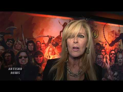 LITA FORD REMEMBERS DIO BONDING MOMENT, STANDS UP TO CANCER