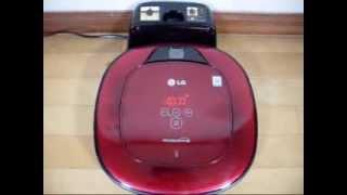 LG ROBOKING Dual Eye 2.0™ 로봇 청…