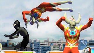 Sieu Nhan Game Play   Ultraman No chi chi và Ultraman orb đã quay trở lại   Game Ultraman Fe0