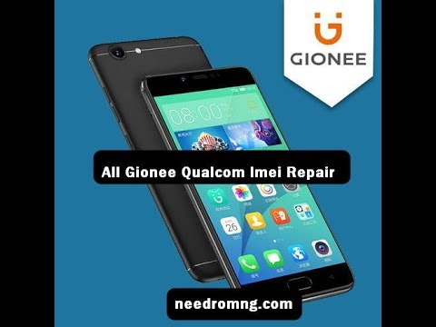 How To Repair Imei On All Gionee Qualcomm Phone 100% Working
