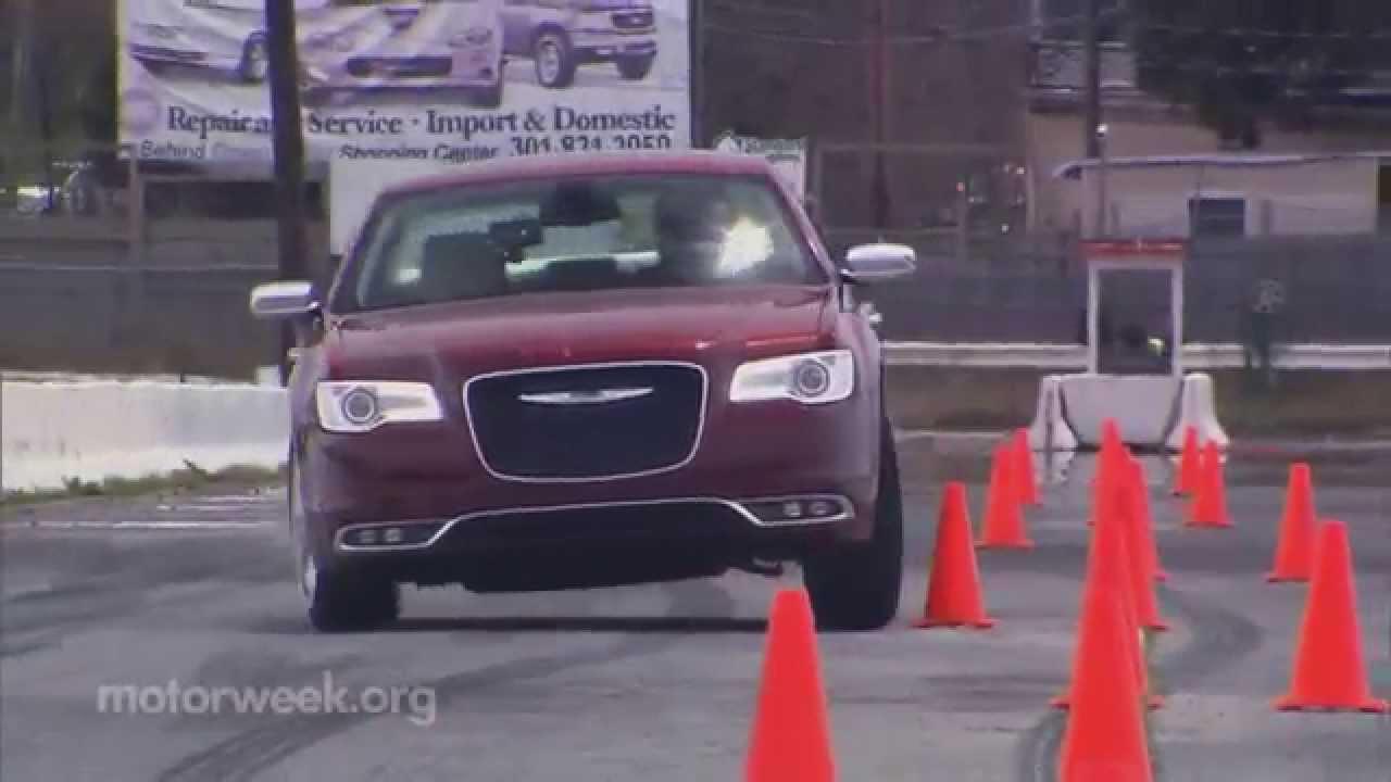 Motorweek Road Test 2015 Chrysler 300 Youtube