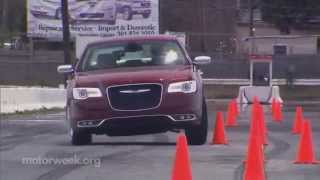 MotorWeek | Road Test: 2015 Chrysler 300
