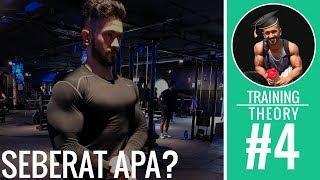 Cara Memilih Beban Latihan Fitness | 1RM THEORY/INTENSITAS | Training Theory #4