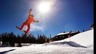 New Mexico Ski Resorts - Angel Fire Ski Resort Part 1