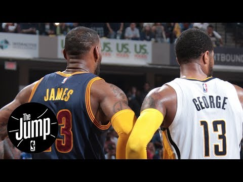 Cavaliers Need To Get Paul George In The Offseason   The Jump   ESPN