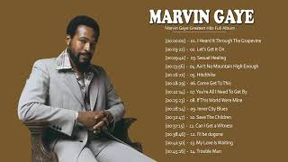Marvin Gaye Greatest Hits - Best Songs Of Marvin Gaye - Marvin Gaye Playlist 2020