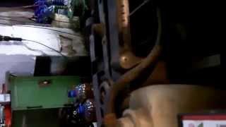забитая трубка дожига системы EGR, двигатель 4G93 GDI