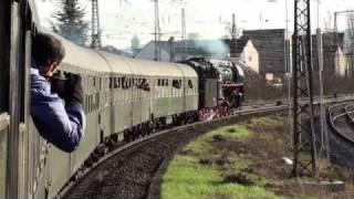 Repeat youtube video 01 509 Dampffahrt Bullay-Koblenz/Koblenz-Wittlich