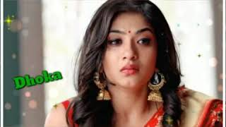 Tujh pe karke bharosa humne khaya hai dhoka | whatsapp status video | sad status video