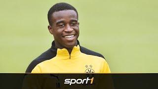 Vor BVB-Debüt: Wie gut ist eigentlich Youssoufa Moukoko? | SPORT1 - TALENT WATCH