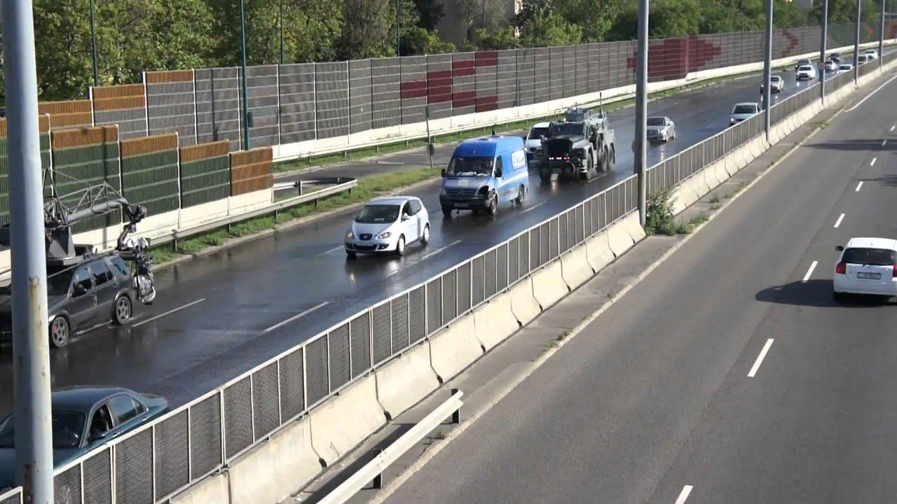 Download A Good Day To Die Hard - DARTZ Kombat MRAP stunt car.