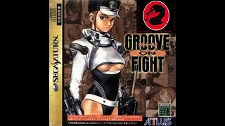 Groove on fight Sega Saturday Saturn Import Lets Play