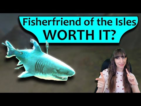 Fisherfriend Of The Isles - Is It Worth It? 7.3 Fishing Factions