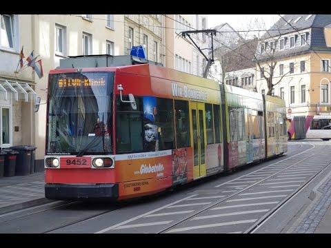 Führerstandsmitfahrt SWB #11: Bonn Hauptbahnhof - Rosental ★★ Es geht wieder los!